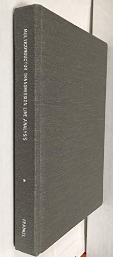 9780890060544: Multiconductor Transmission Line Analysis (Microwave Library)