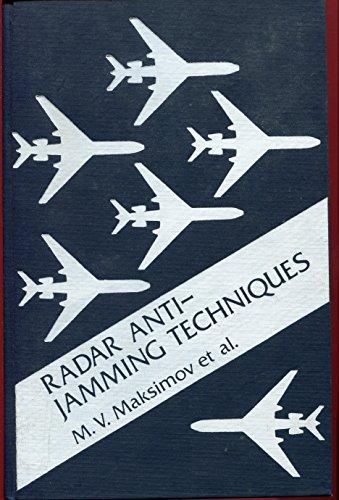 9780890060780: Radar Anti-Jamming Techniques (Radar Library)