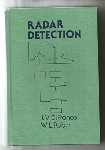 9780890060926: Radar Detection
