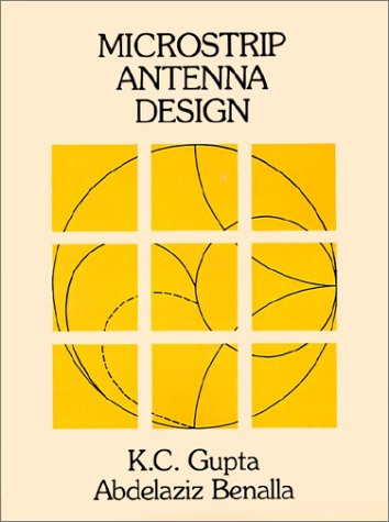 9780890061800: Microstrip Antenna Design (Artech House Microwave Library (Paperback))