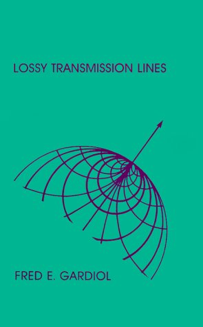 9780890061985: Lossy Transmission Lines (Microwave Library)