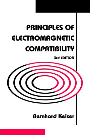 9780890062067: Principles of Electromagnetic Compatibility (Artech House Microwave Library)