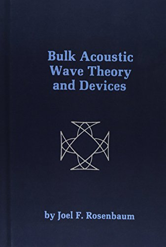 9780890062654: Bulk Acoustic Wave Theory and Devices (Artech House Acoustics Library)
