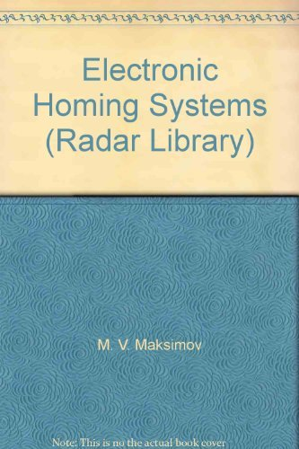 9780890062784: Electronic Homing Systems (Radar Library) (English and Russian Edition)
