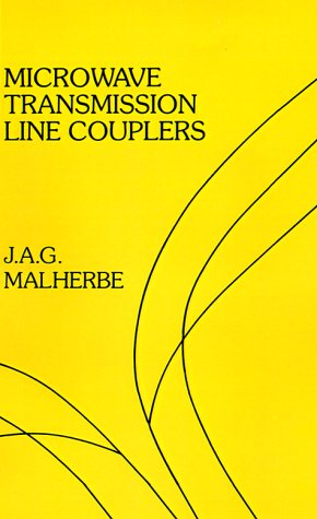 9780890063002: Microwave Transmission Line Couplers (Artech House Microwave Library)