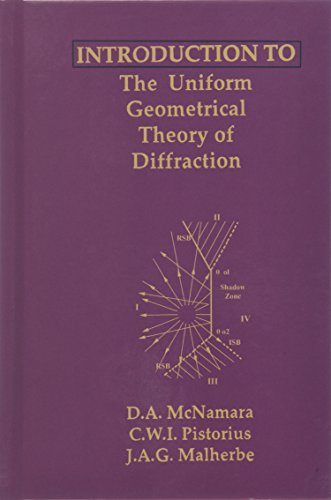 9780890063019: Introduction to the Uniform Geometrical Theory of Diffraction (Artech House Microwave Library)