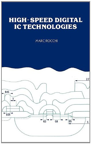 9780890063262: High-Speed Digital IC Technologies (Artech House Materials Science Library)