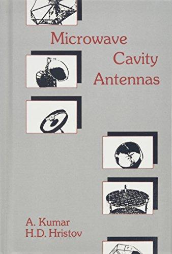 9780890063347: Microwave Cavity Antennas (The Artech House Antenna Library)