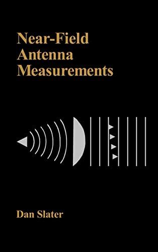 9780890063613: Near-Field Antenna Measurements (Antenna Library)