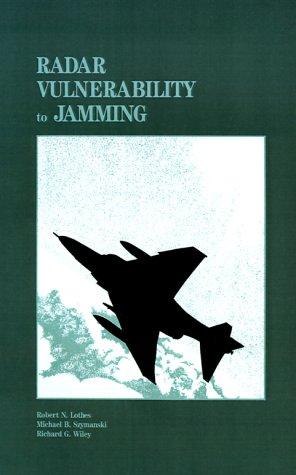9780890063880: Radar Vulnerability to Jamming (Radar Library)