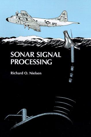 9780890064535: Sonar Signal Processing (Artech House Acoustics Library)