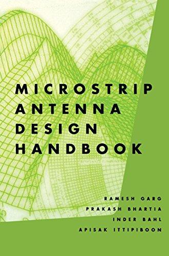 9780890065136: Microstrip Antenna Design Handbook (Artech House Antennas and Propagation Library)