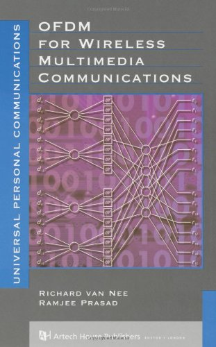 9780890065303: OFDM for Wireless Multimedia Communications (Mobile Communications Library)
