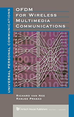 9780890065303: OFDM for Wireless Multimedia Communications (Artech House Universal Personal Communications)