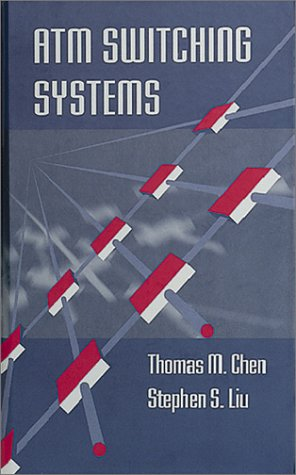 9780890066829: ATM Switching Systems (Artech House Telecommunications Library)