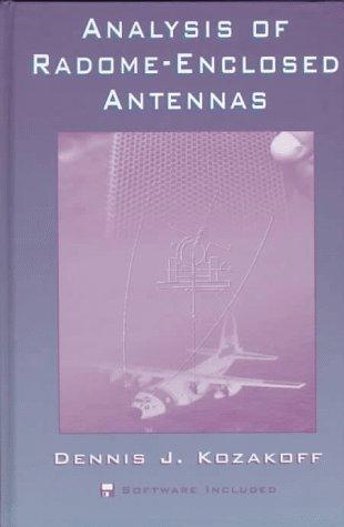 9780890067161: Analysis of Radome-Enclosed Antennas (Artech House Microwave Library)