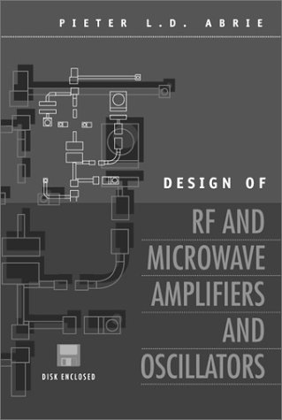 9780890067970: Design of RF and Microwave Amplifiers and Oscillators (Artech House Microwave Library)
