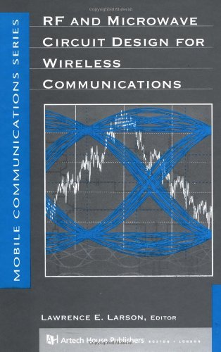 9780890068182: RF and Microwave Circuit Design for Wireless Communications (Artech House Mobile Communications)