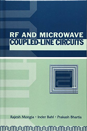 9780890068304: RF and Microwave Coupled-Line Circuits (Microwave Library)