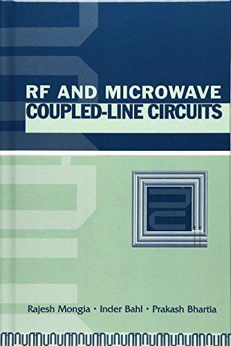 RF and Microwave Coupled-Line Circuits: Rajesh Mongia; Inder Bahl; Prakash Bhartia