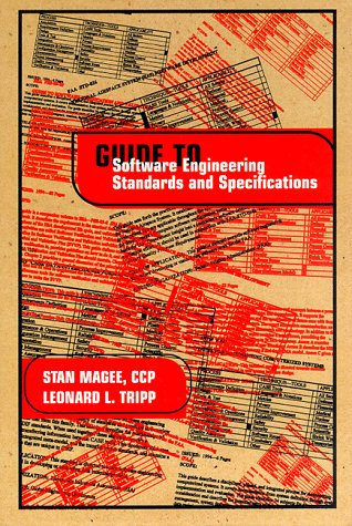 9780890069196: Guide to Software Engineering Standards and Specifications (Artech Computer Science Library)