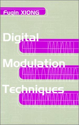9780890069707: Digital Modulation Techniques (Artech House Telecommunications Library)