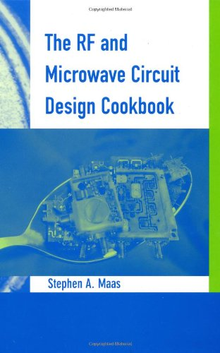 9780890069738: The RF and Microwave Circuit Design Cookbook (Artech House Mobile Communications)