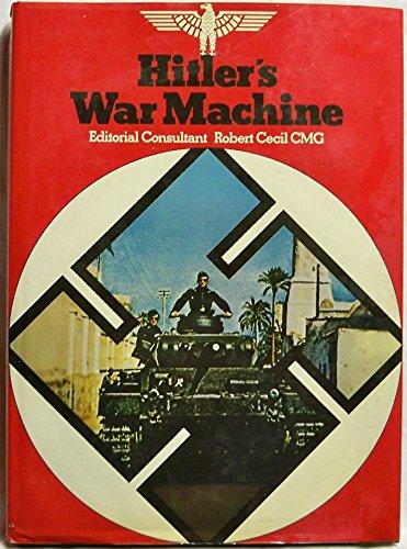 9780890090480: Hitler's War Machine