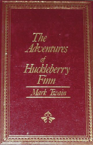 Adventures of Huckleberry Finn: Twain, Mark, Illustrated