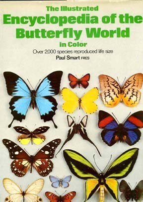 9780890090930: The Illustrated Encyclopedia of the Butterfly World