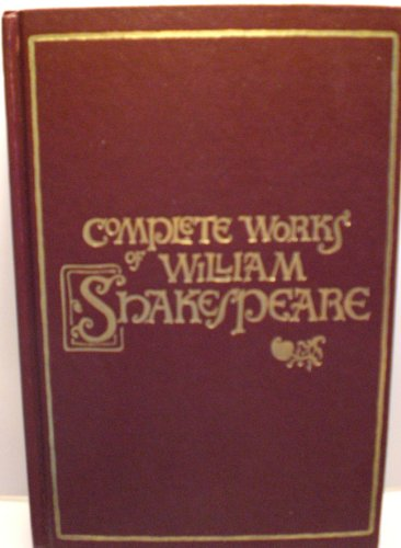 The Complete Works of William Shakespeare: unknown