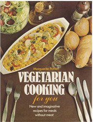 VEGETARIAN COOKING FOR YOU