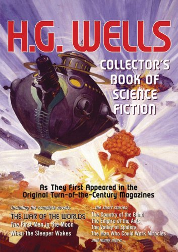 9780890092088: H. G. Wells: Collectors Book of Science Fiction