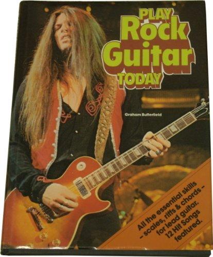 9780890092361: Play Rock Guitar Today