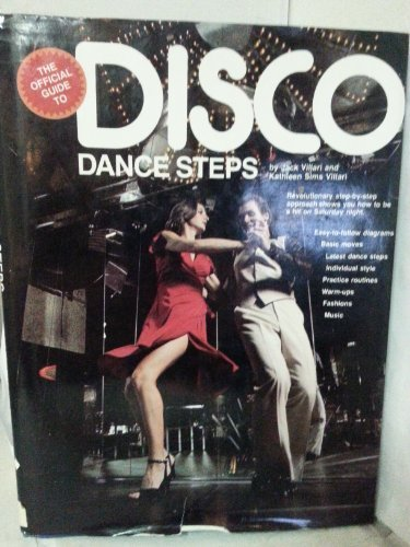 9780890092590: Official Guide to Disco Dance Steps