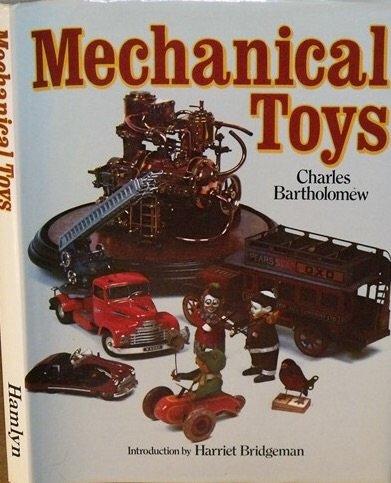 9780890092736: Mechanical Toys