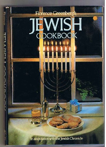 9780890093016: Florence Greenberg's Jewish Cookbook