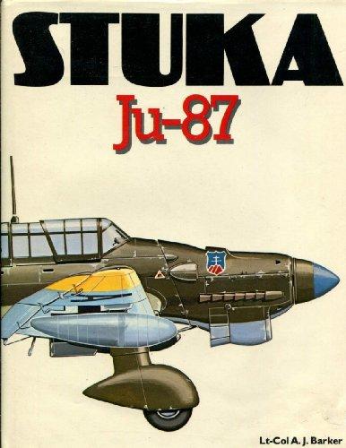9780890093238: Stuka Ju-87