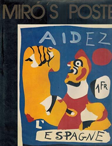 9780890093603: Miro's Posters