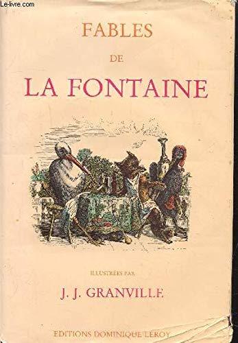 The Fables of LA Fontaine: Jean de la