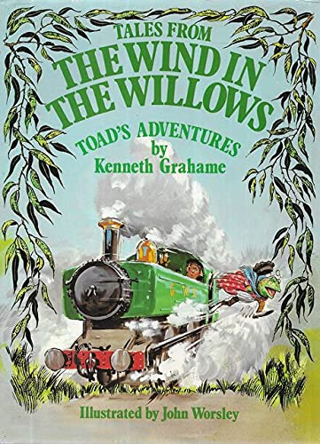 9780890096857: Tales From The Wind In The Willows - Toad's Adventures