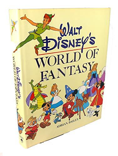 9780890097540: Walt Disneys World of Fantasy