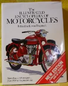 9780890098684: Illustrated Encyclopedia of Motorcycles