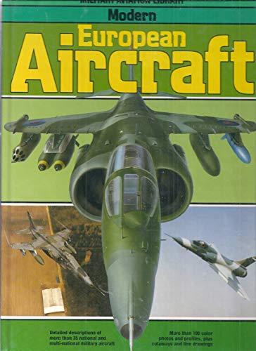 9780890098974: Modern European Aircraft
