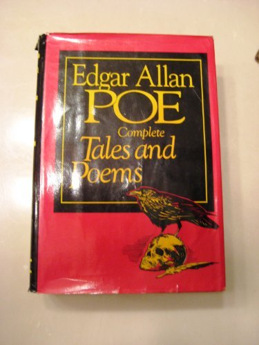 9780890099278: Complete Tales and Poems of Edgar Allan Poe