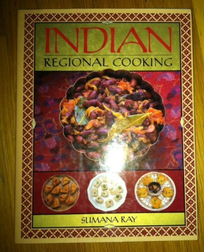 9780890099407: Indian Regional Cooking