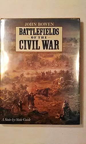 9780890099551: Battlefields of the Civil War