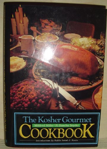 9780890099667: Kosher Gourmet Cookbook