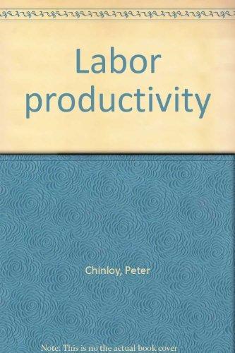 9780890115619: Labor Productivity