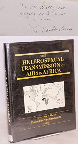 Heterosexual Transmission of AIDS in Africa: Koch-Weser, Dieter